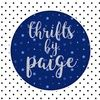 thriftsbypaige